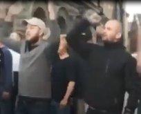 İsveçte gösteri yapan sığınmacı çocuklara saldırı