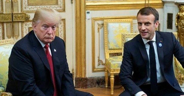 Trump ve Macrondan Cemal Kaşıkçı çağrısı