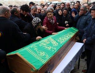Elazığ'da öldürülen Doç. Dr. Mustafa Girgin için cenaze töreni düzenlendi