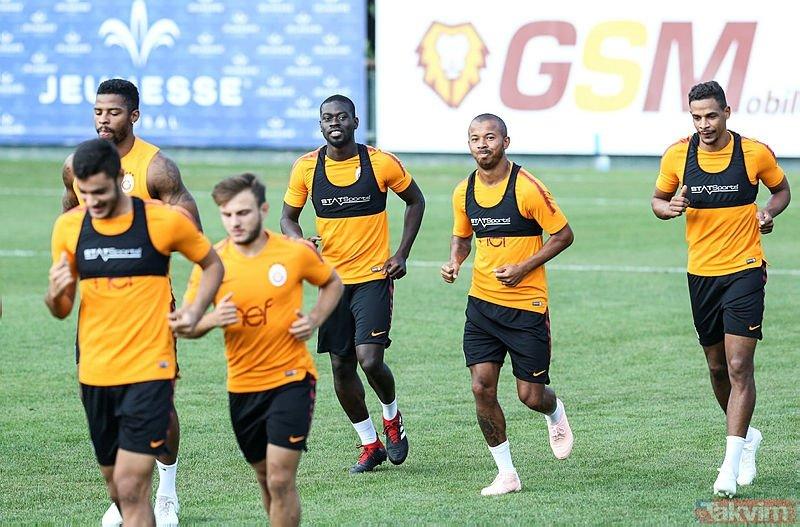 Fatih Terim'den büyük revizyon! İşte Galatasaray'ın yeni 11'i