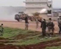 Esad rejimi hedefleri vuruldu