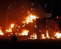 Somali'de bombalı saldırı!
