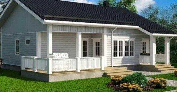 Prefabrik ev fiyatları kaç TL? Ev yapana 30 bin TL hibe para...