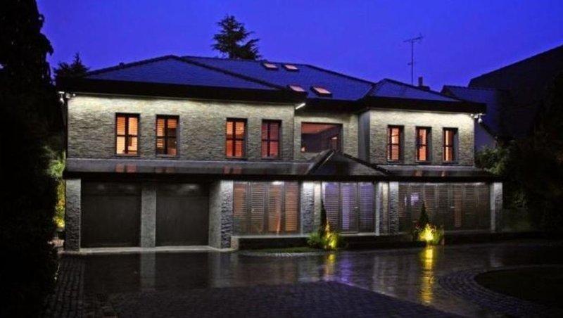 İbrahimovicin aylık 20 bin sterlin ödediği süper lüks evi