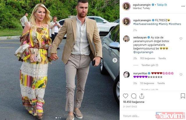 Seda Sayan şok etti! Seda Sayan'ın oğlu Oğulcan Engin paylaşımıyla sosyal medyayı yıktı geçti!
