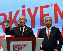 Kılıçdaroğlu'ndan İnce'ye 'Onursal başkanlık' yanıtı