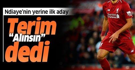 Galatasaray'da hedef Grujic! Fatih Terim Alınsın dedi