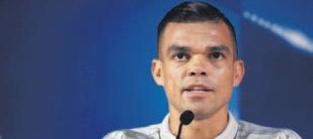 Pepe: Benim için özel bir maç