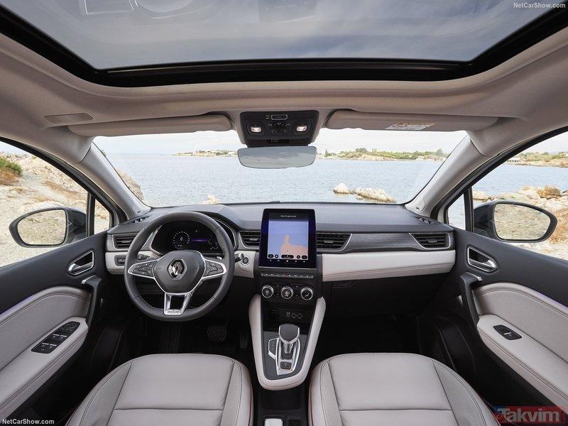 Renault o modelini yeniledi! İşte 2020 Renault Captur özellikleri ve fotoğrafları
