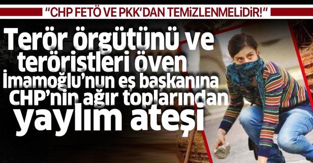 Kaftancıoğlu'na CHP'nin ağır toplarından sert tepki