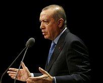 Erdoğan'dan milli yıldıza transfer sorusu