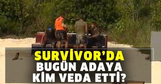 11 Temmuz Survivor kim elendi, kim gitti?