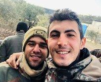 İdlib'deki kalleş saldırıdan yaralı kurtulmuştu! Yürek dağlayan paylaşım!