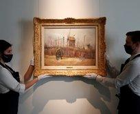 Ünlü ressamın tablosu satışa çıkıyor! 70 milyon TL