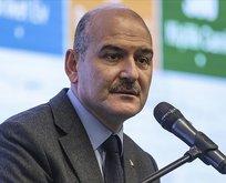 İçişleri Bakanı Soylu hesabından duyurdu