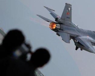 TSKdan Kuzey Iraka hava harekatı! Hepsi öldürüldü