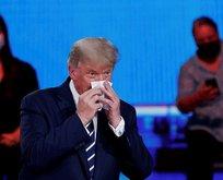 Trump'tan kafa karıştıran koronavirüs testi cevabı!