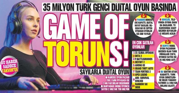 Game of Toruns