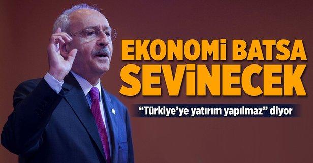 Kılıçdaroğlundan skandal ekonomi yorumu