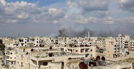 Son dakika... Suriyeli askeri muhalifler arasında ateşkes sağlandı