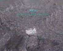 Son dakika: MSB görüntüleri paylaştı: Pençe-Kaplan Operasyonunda terör yuvaları böyle vuruldu
