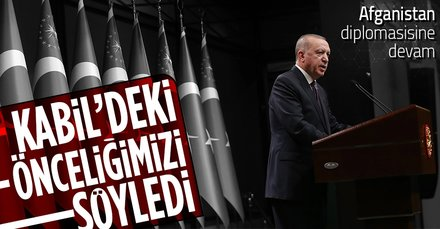 Başkan Erdoğan'dan üst üst kritik temaslar