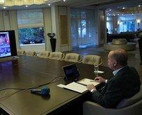 Başkan AK Parti İstanbul Teşkilatı'na seslendi