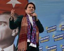 Meral Akşener'den skandal Trump gafı!
