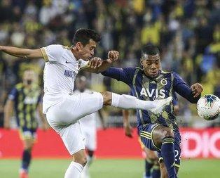 Fenerbahçe-Galatasaray derbisi öncesi sakatlık şoku! Garry Rodrigues...