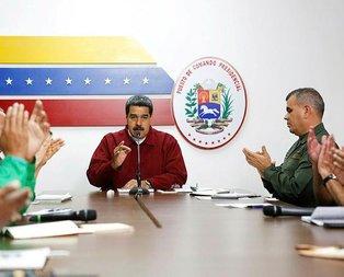 Maduro talimatı verdi: Hazır olun!