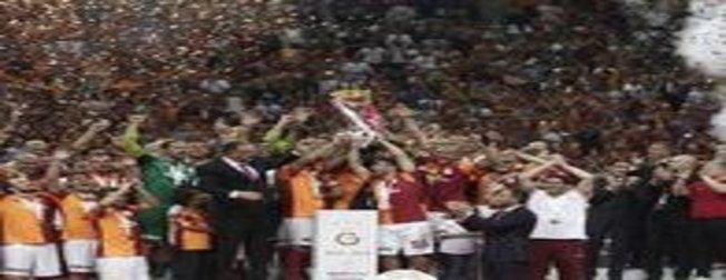 Galatasarayın 19. şampiyonluğu