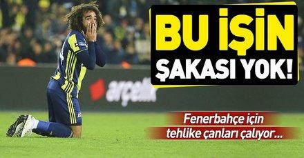 Ligde 15. sırada olan Fenerbahçe için tehlike çanları çalıyor