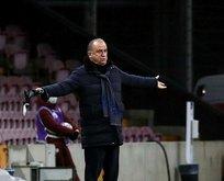 Galatasaray'da frikik gerginliği!