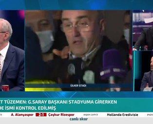 Fenerbahçe - Galatasaray derbisi sonrası Rambo Okan, Abdurrahim Albayrak'a saldırdı!