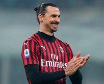 Zlatan İbrahimovic yine yaptı yapacağını!