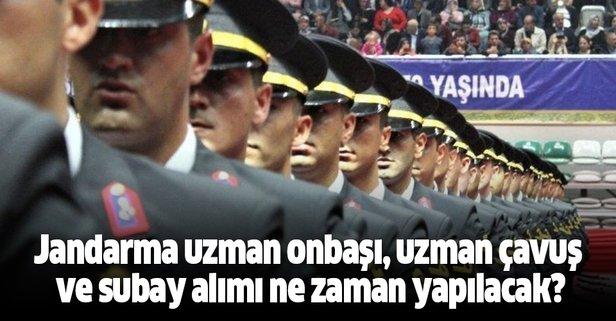 2019 Jandarma personel alımı başvuru şartları nedir?