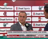 Futbolcular Fatih Terim'den ne istedi?