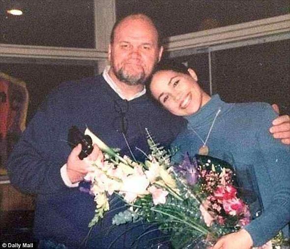 Meghan Markleın babasının yeni skandalı