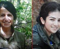 Gri listedeki MLKP'li iki kadın terörist yakalandı