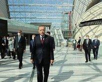 Başkan Erdoğan önemli projeyi inceledi