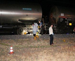 Niğde'de acı olay! Yük treninin altında kaldı