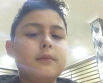 12 yaşındaki Berat'tan çok acı haber