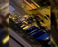 İstanbul'un ortasında silahlı arazi kavgası
