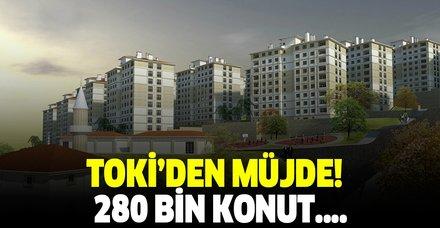 Müjde verildi! TOKİ yeni konut projeleri nelerdir? TOKİ 50 bin konut sözleşmeleri ne zaman yapılacak?
