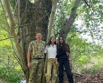 Aliyev işgalden kurtarılan Cebrayıl ile Zengilan'ı ziyaret etti