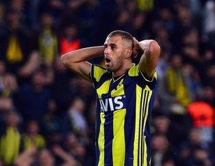 Fenerbahçe'de hayal kırıklığı yaratmıştı! Slimani'nin yeni takımı belli oldu!