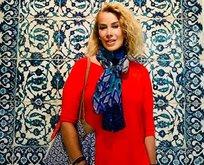 Vip Türk önceki akşam Paris'te son moda buluşma