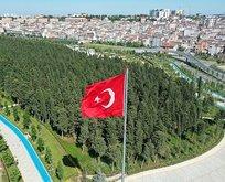 Türkiye'ye 10 yeni Millet Bahçesi
