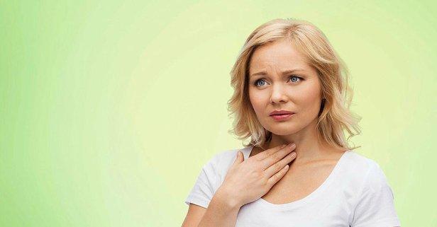 Ceviz-balık-susam tiroitler sağlam