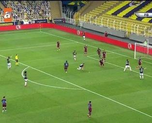 Fenerbahçe 1-1 Trabzonspor   İşte Deniz Türüç'ün golü